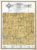 Leon Township, Waushara County 1914